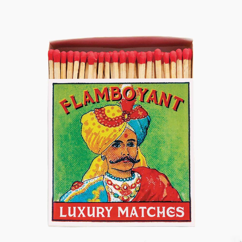 Flamboyant Luxury Matches