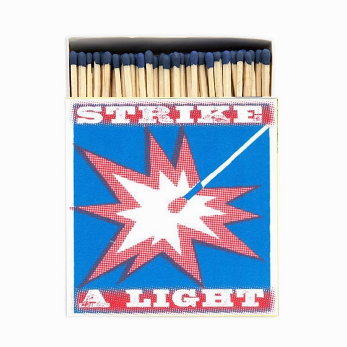 Strike a Light Luxury Matches