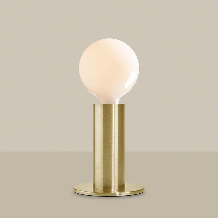 Gold Sol Lamp