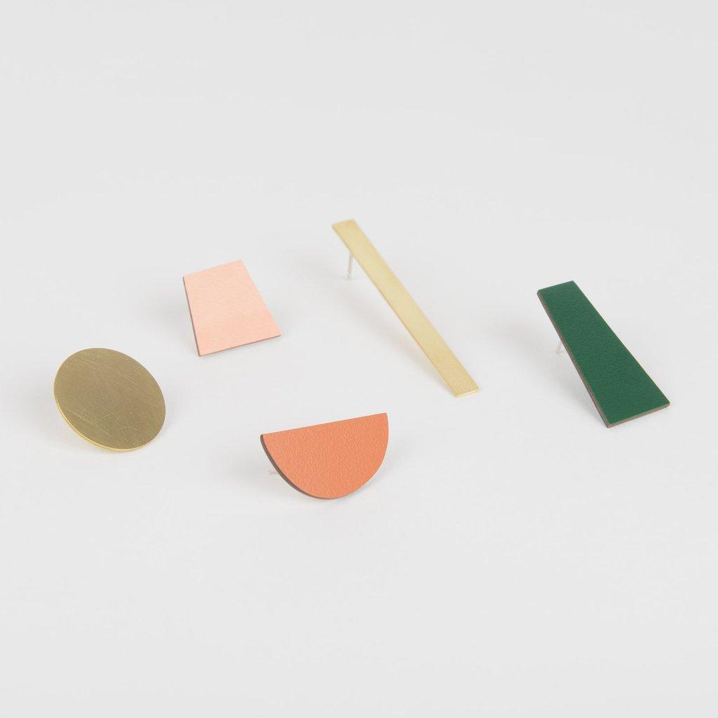 Balance Mix Match Earring Set
