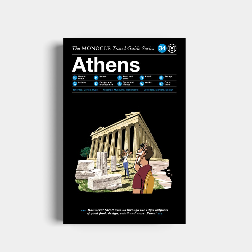 Monocle: Athens Guide