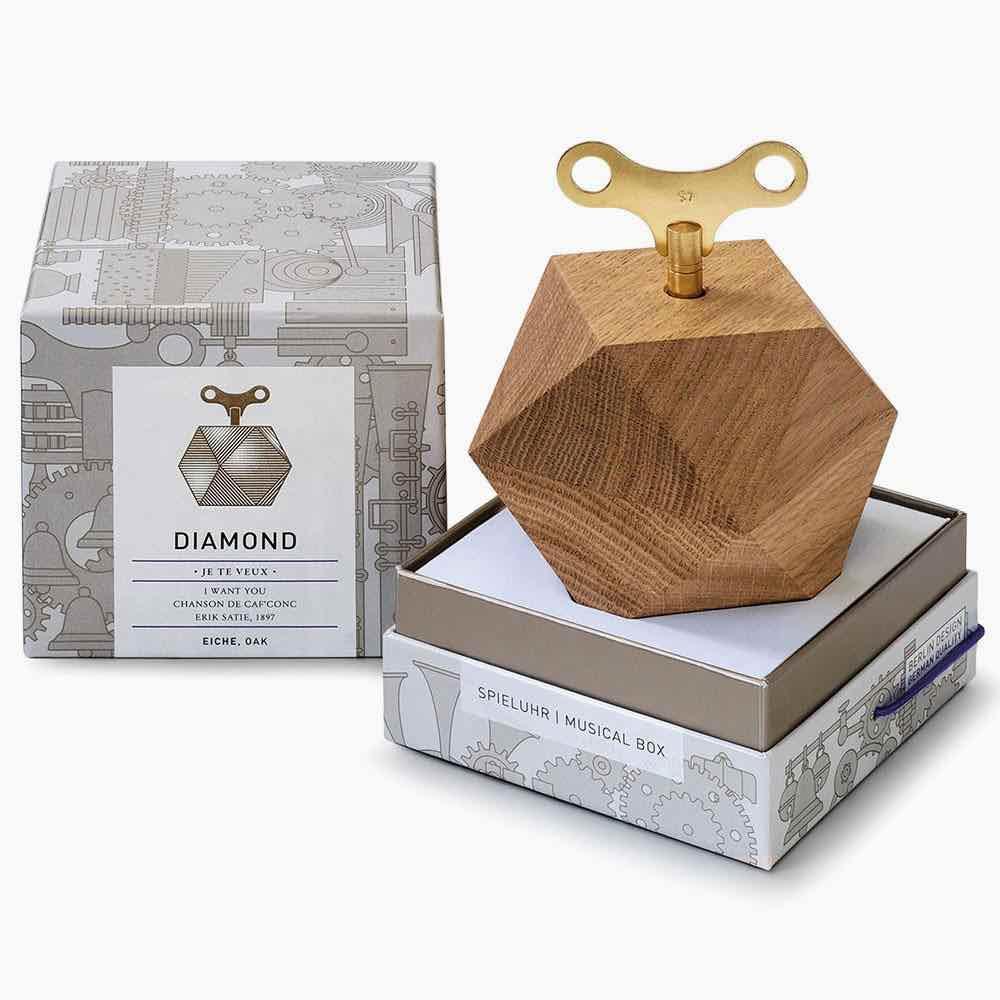 Diamond Musical box