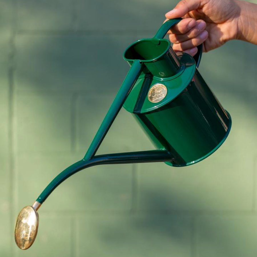 Watering Can 1L Green