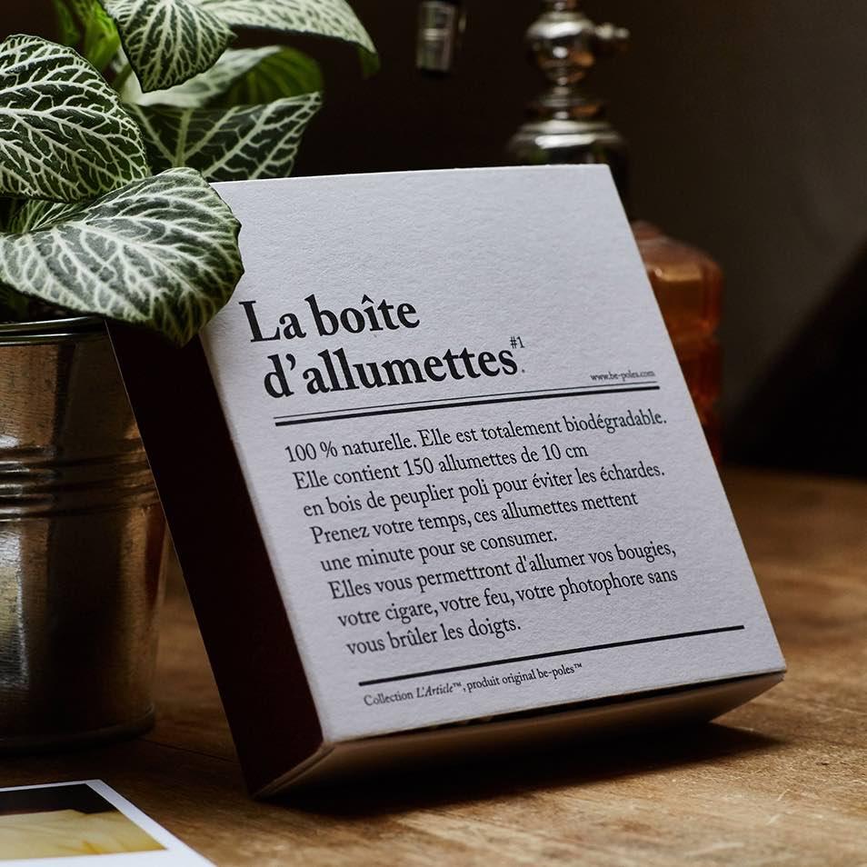 La Boite D'Allumettes
