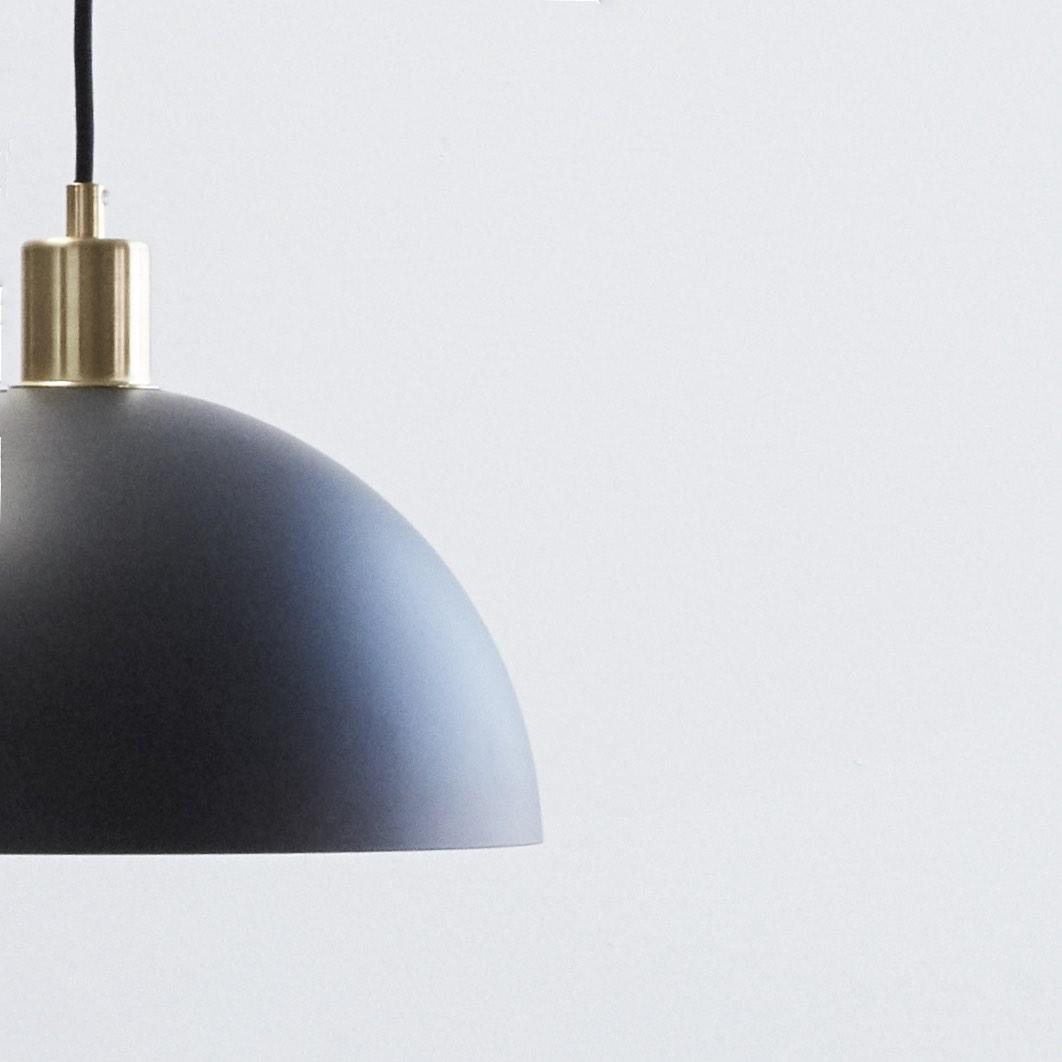 Pendant Light Dark Grey