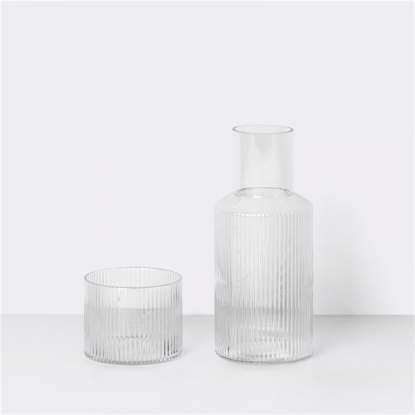 Ripple Carafe - Ferm Living