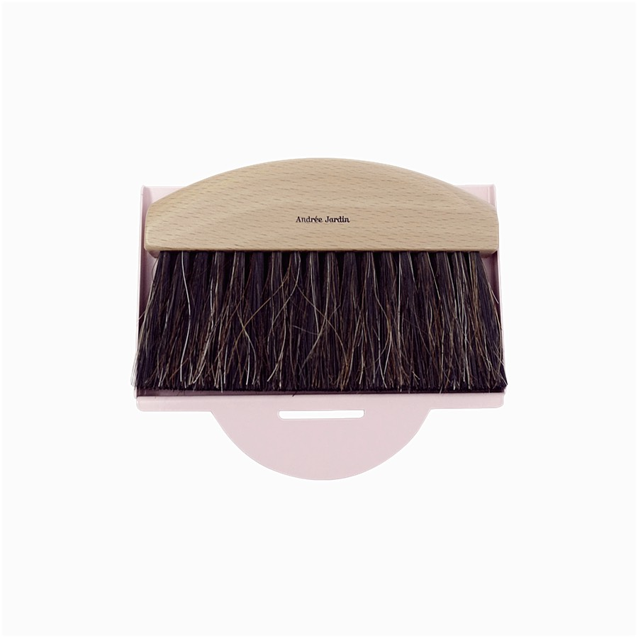 Dustpan & Hand Brush Pink