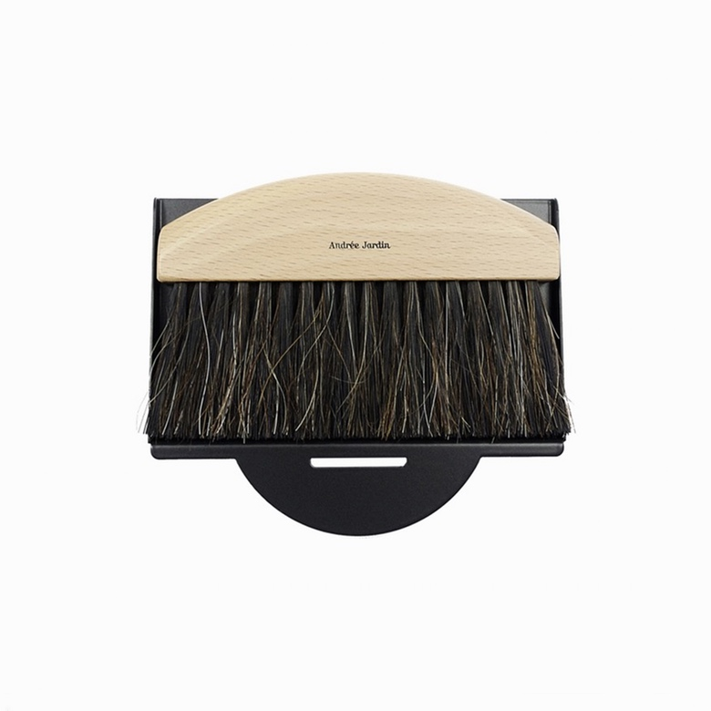 Dustpan & Hand Brush Black
