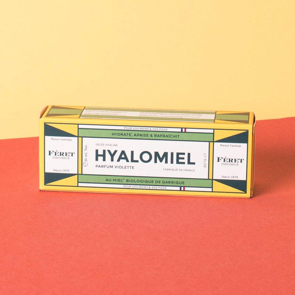 Hyalomiel Violet Gel
