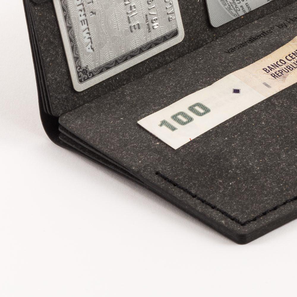 S3 Urban wallet Raw Grey