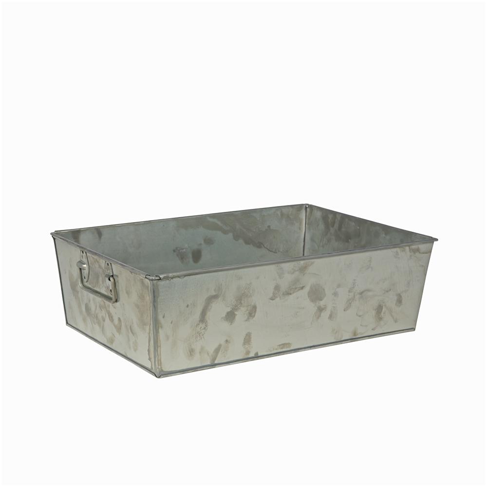 Zinc Crate