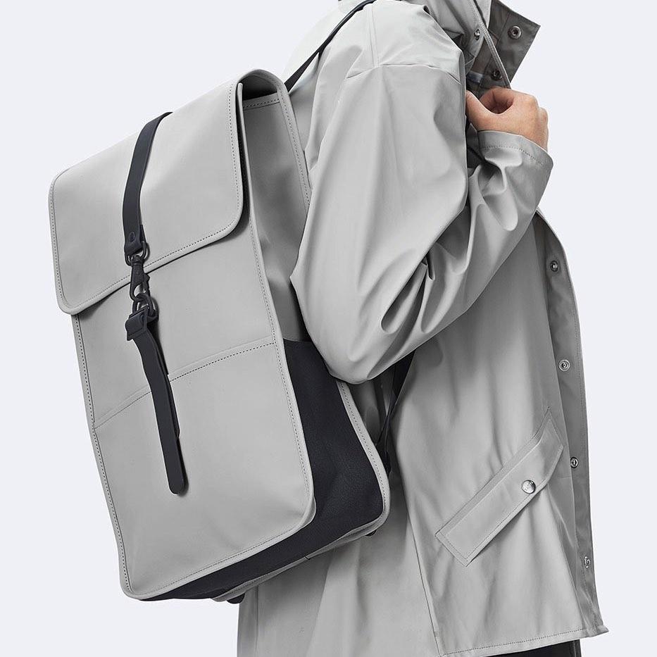 Rains Backpack Stone