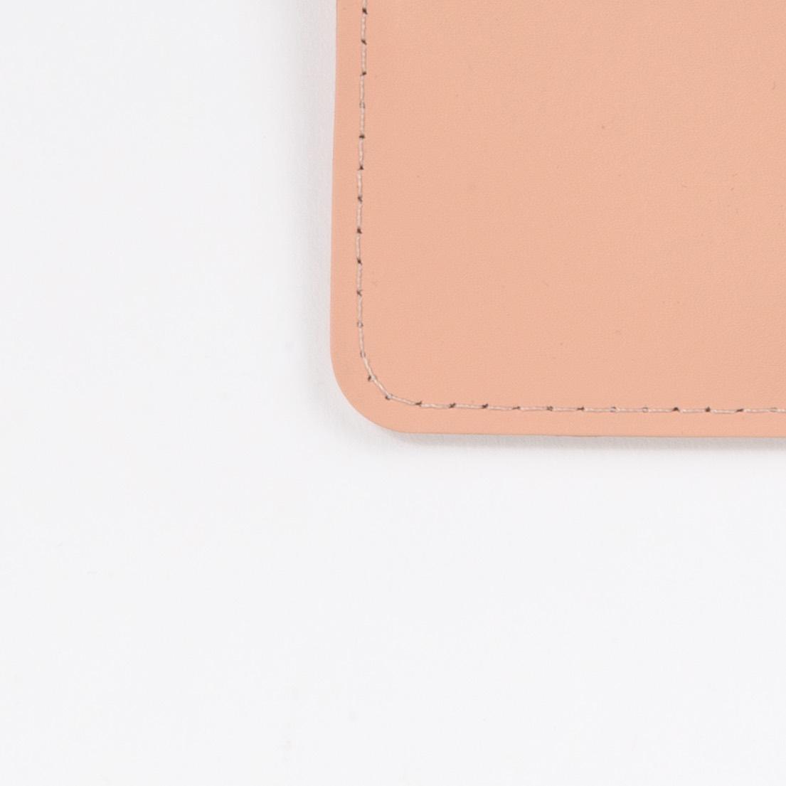 Flat Pencil Case Rose