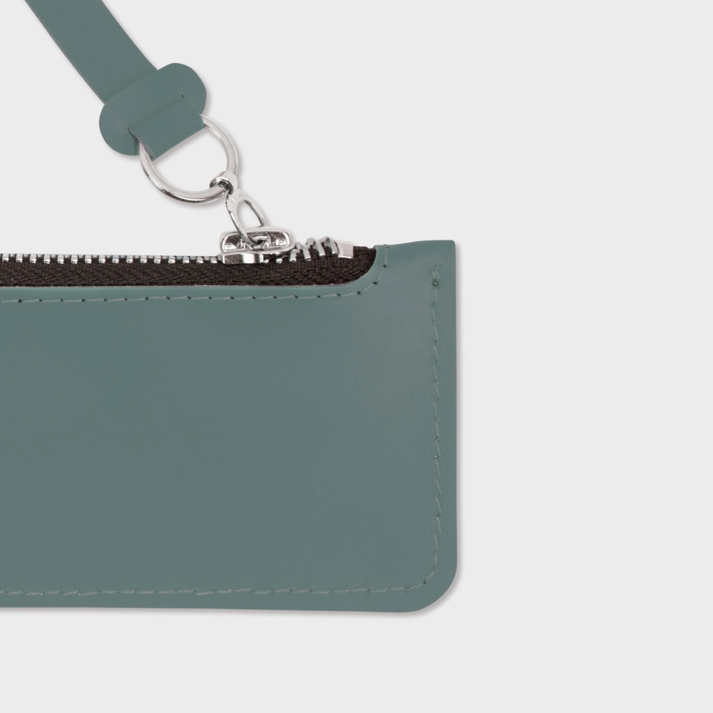 Flat Pencil Case Eucalyptus