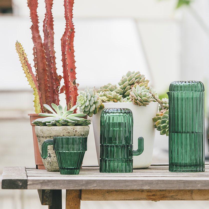 Saguaro Cactus Carafe