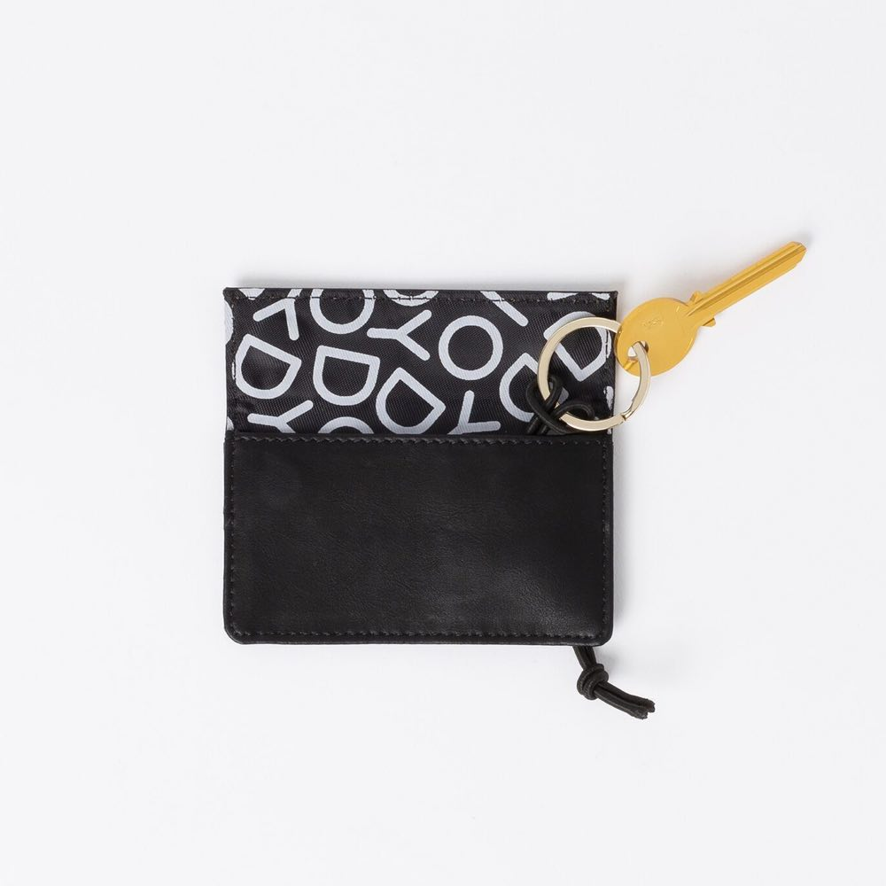 Key Wallet Black