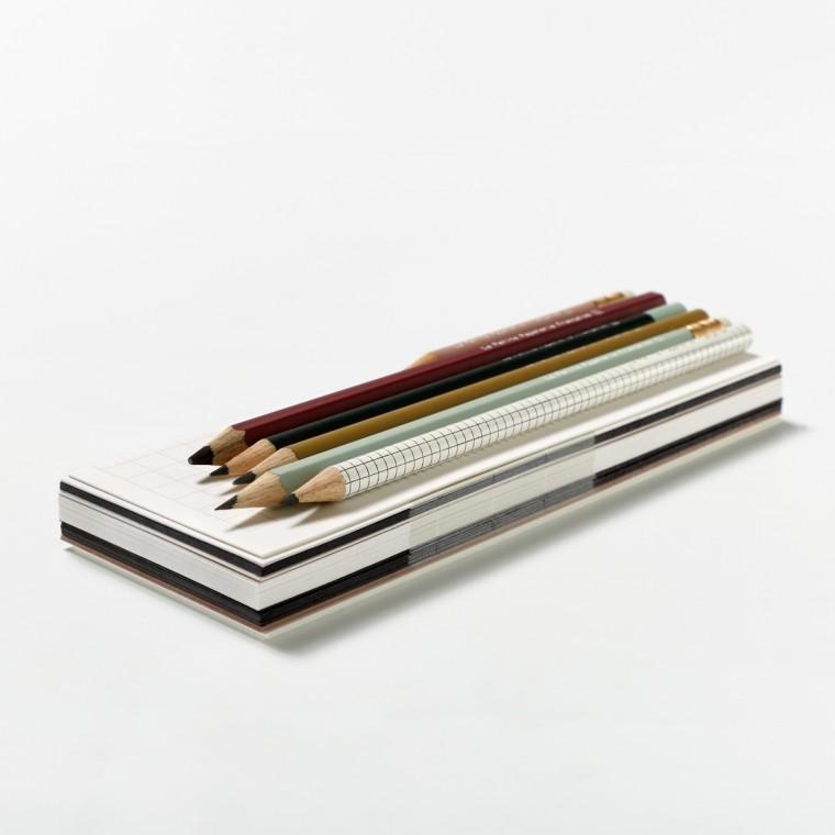 Six Pencils Set