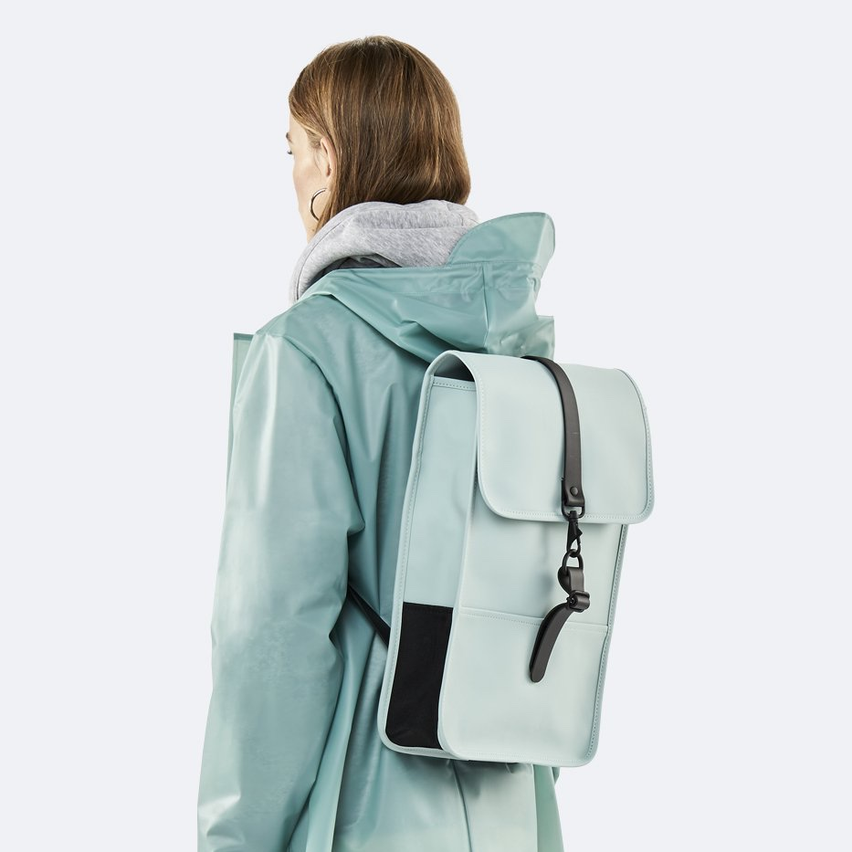 Rains Backpack Mini Mint