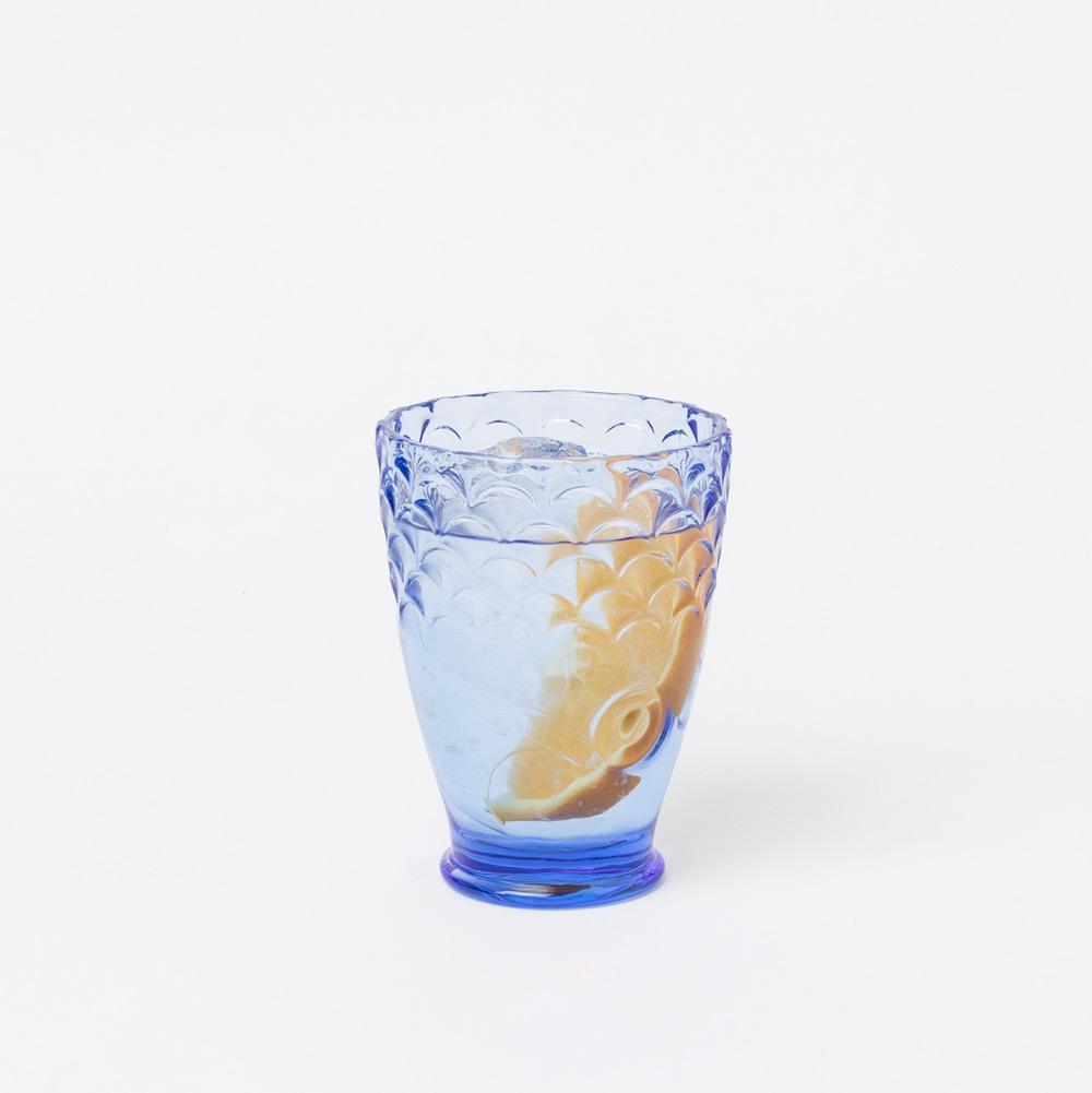 Fish Glasses Blue