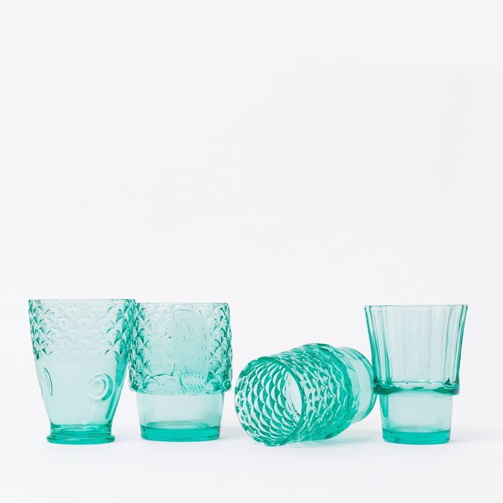 Fish Glasses Mint