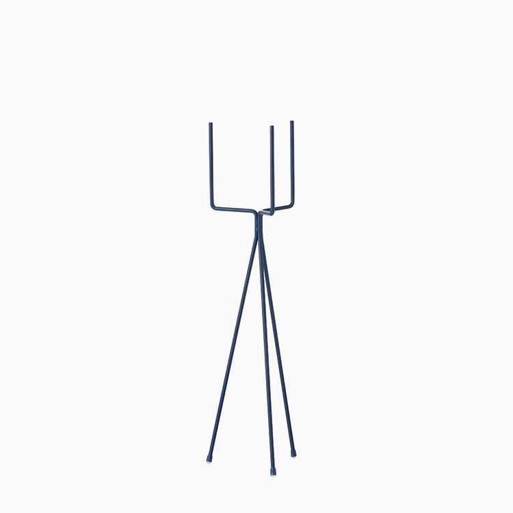 Pot stand Medium Blue