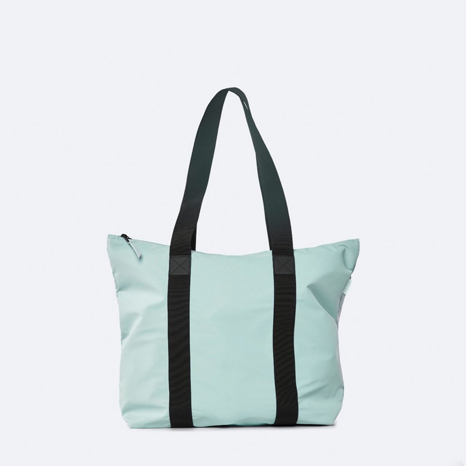 Rains Tote Rush Mint