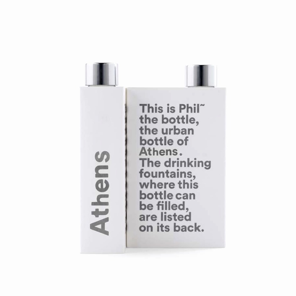 Phil The Bottle – Athens