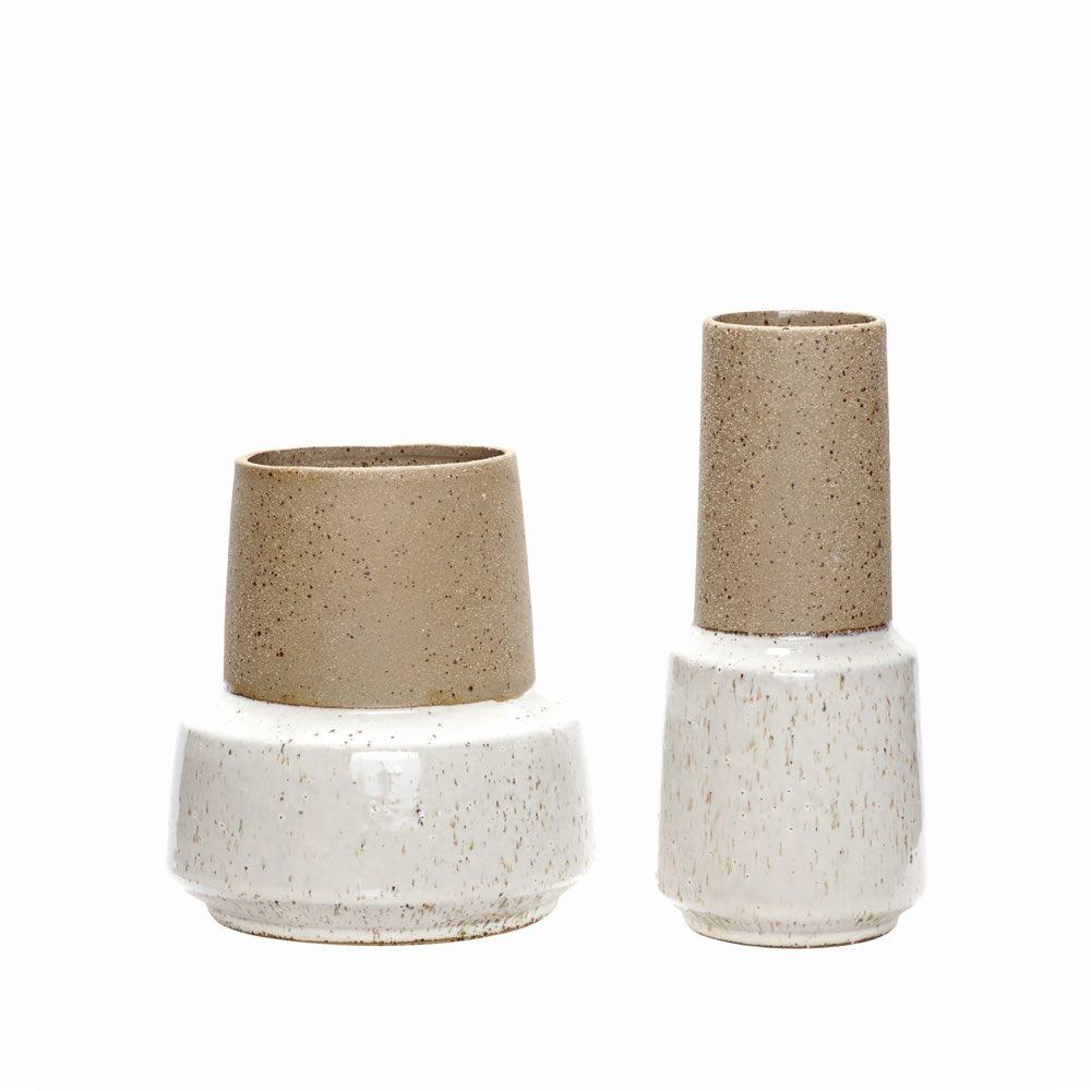 Ceramic Vase Sand