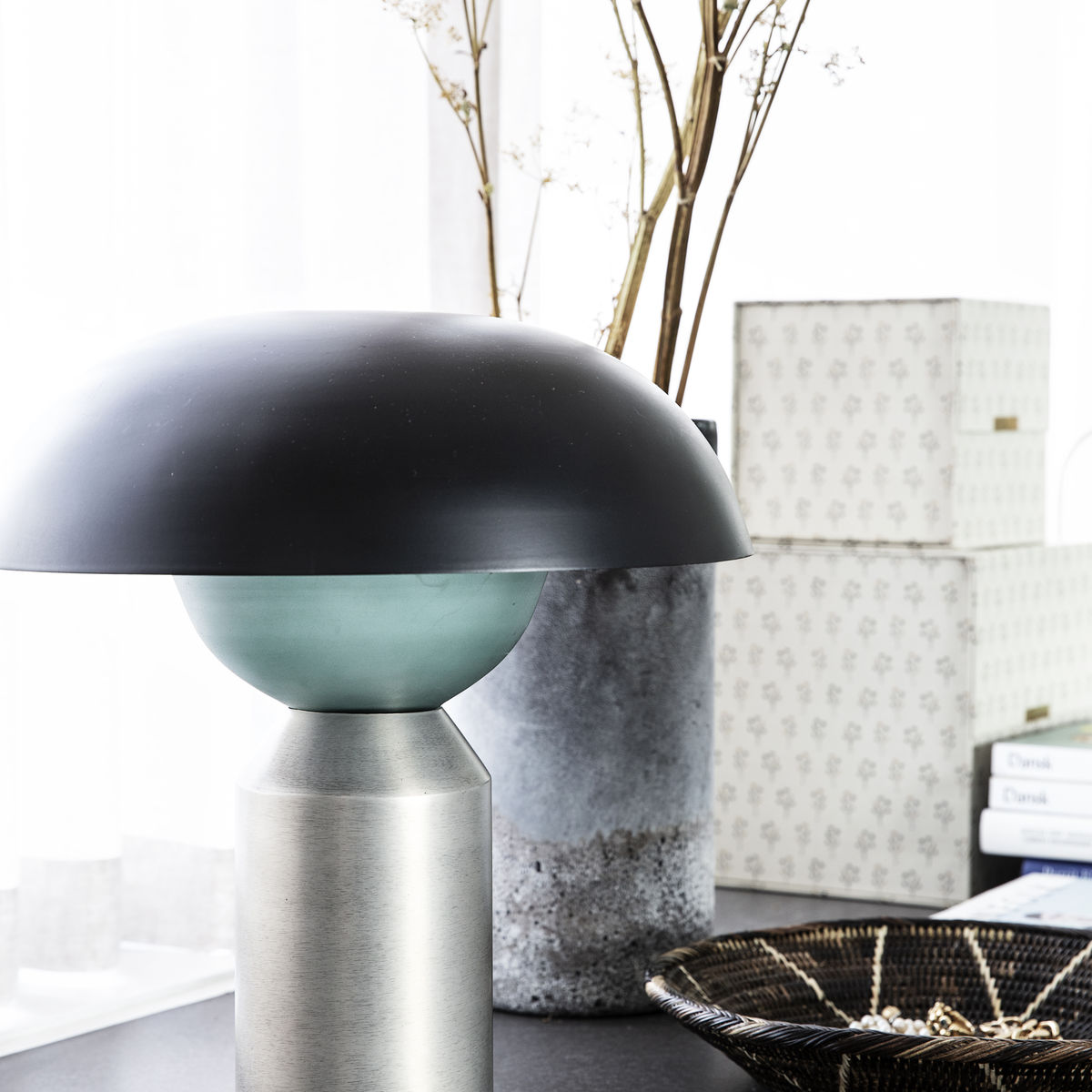 Table Lamp Mushroom