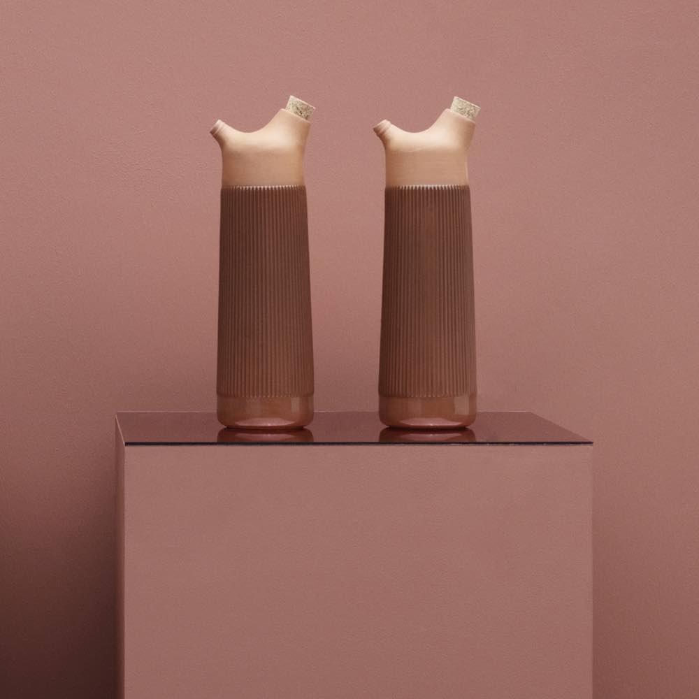 Junto Carafe Terracotta
