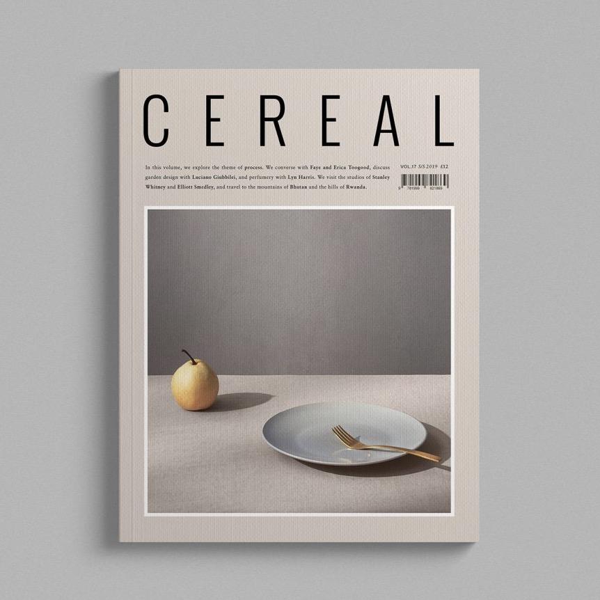 Cereal Vol. 17