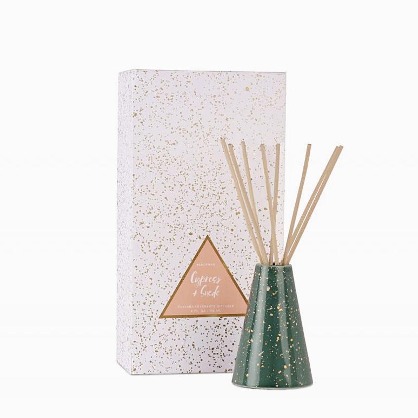 Confetti Diffuser Cypress & Suede