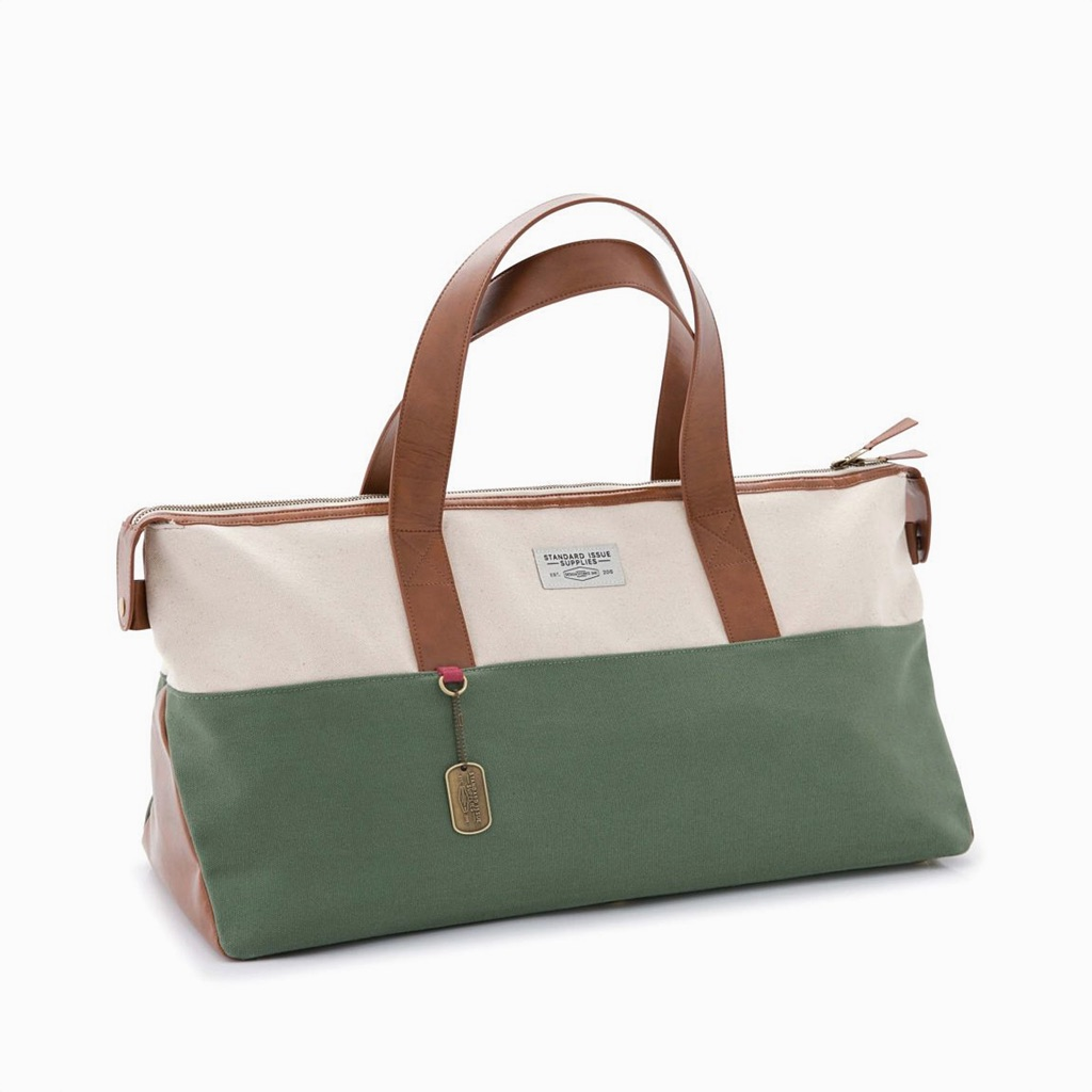 Weekend Ranger Bag Evergreen