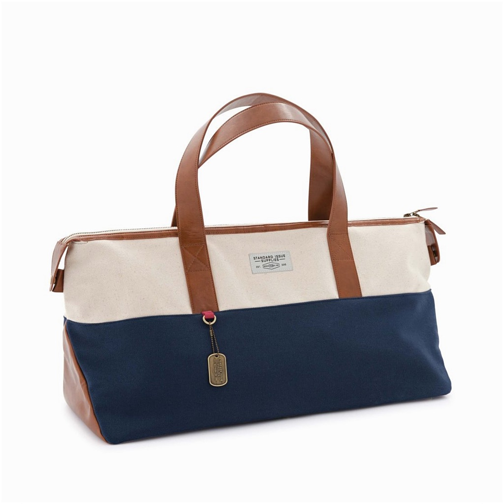 Weekend Ranger Bag Navy