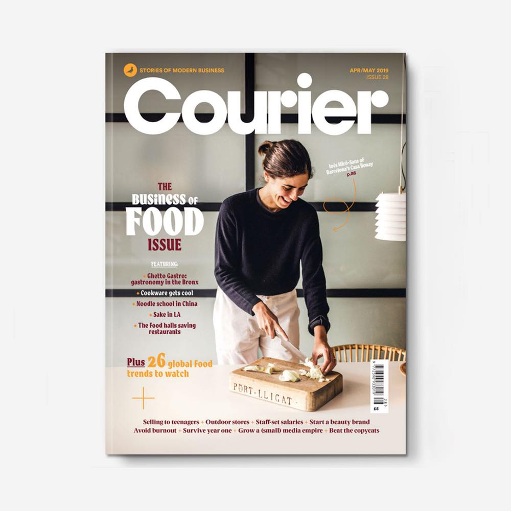 Courier Magazine – Issue 28