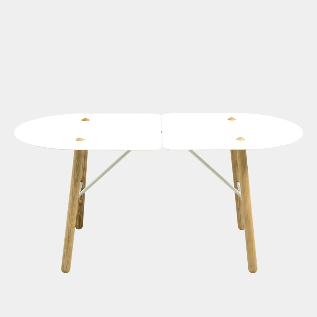 Amaryllis Coffee Table White