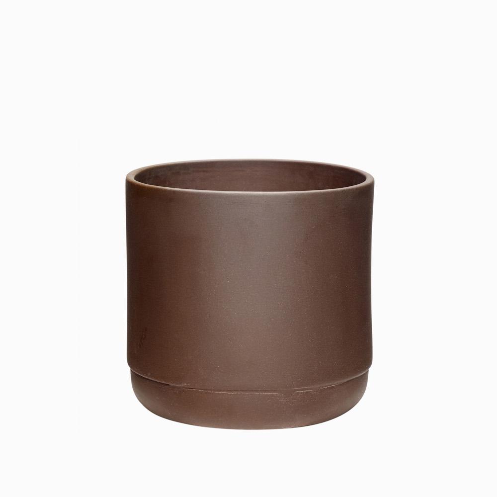 Bordeaux Ceramic Pot