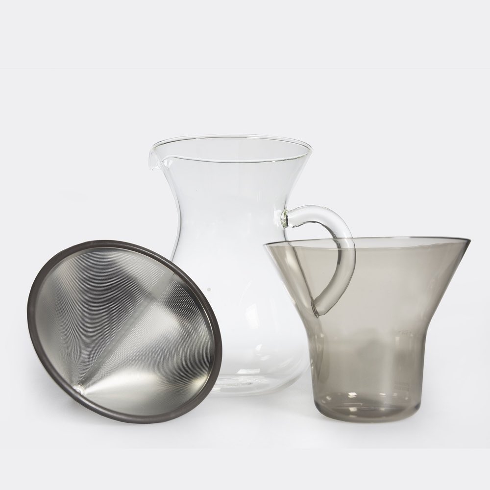 Slow Coffee Carafe Set