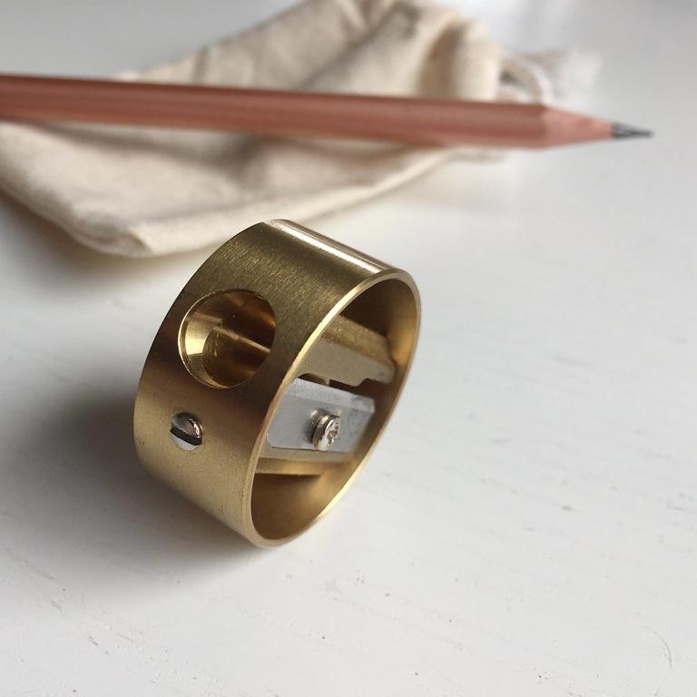 Brass Sharpener DX6241