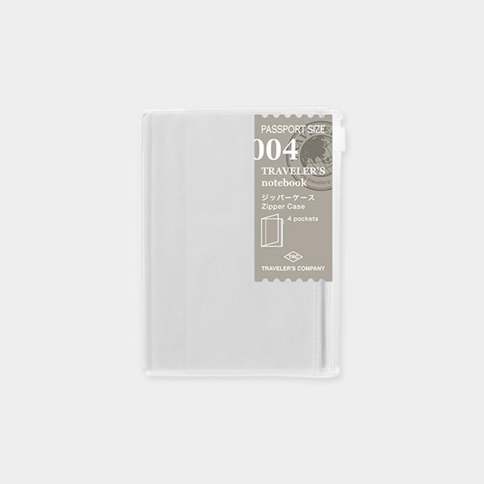 Traveler's Notebook Passport Zipper Case