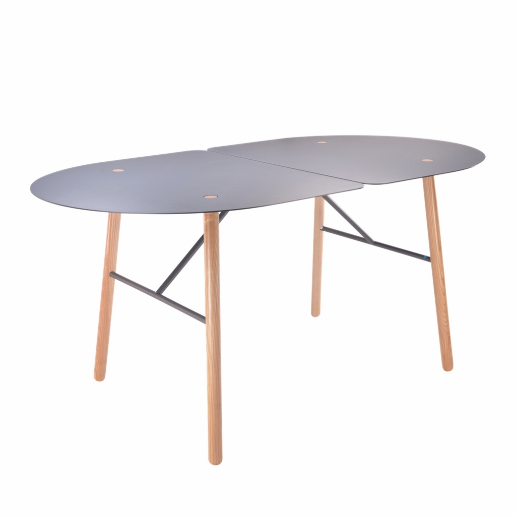 Amaryllis Dining Table Grey