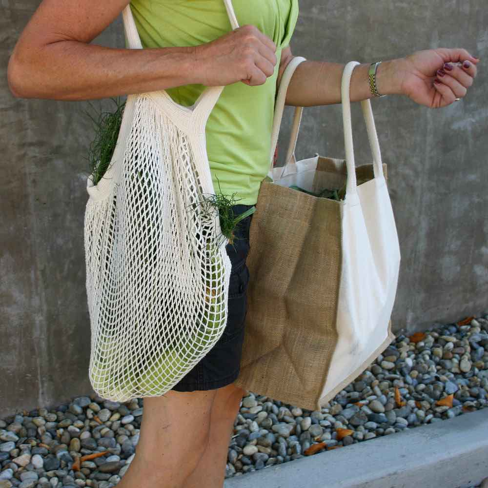 Turtle String Bag