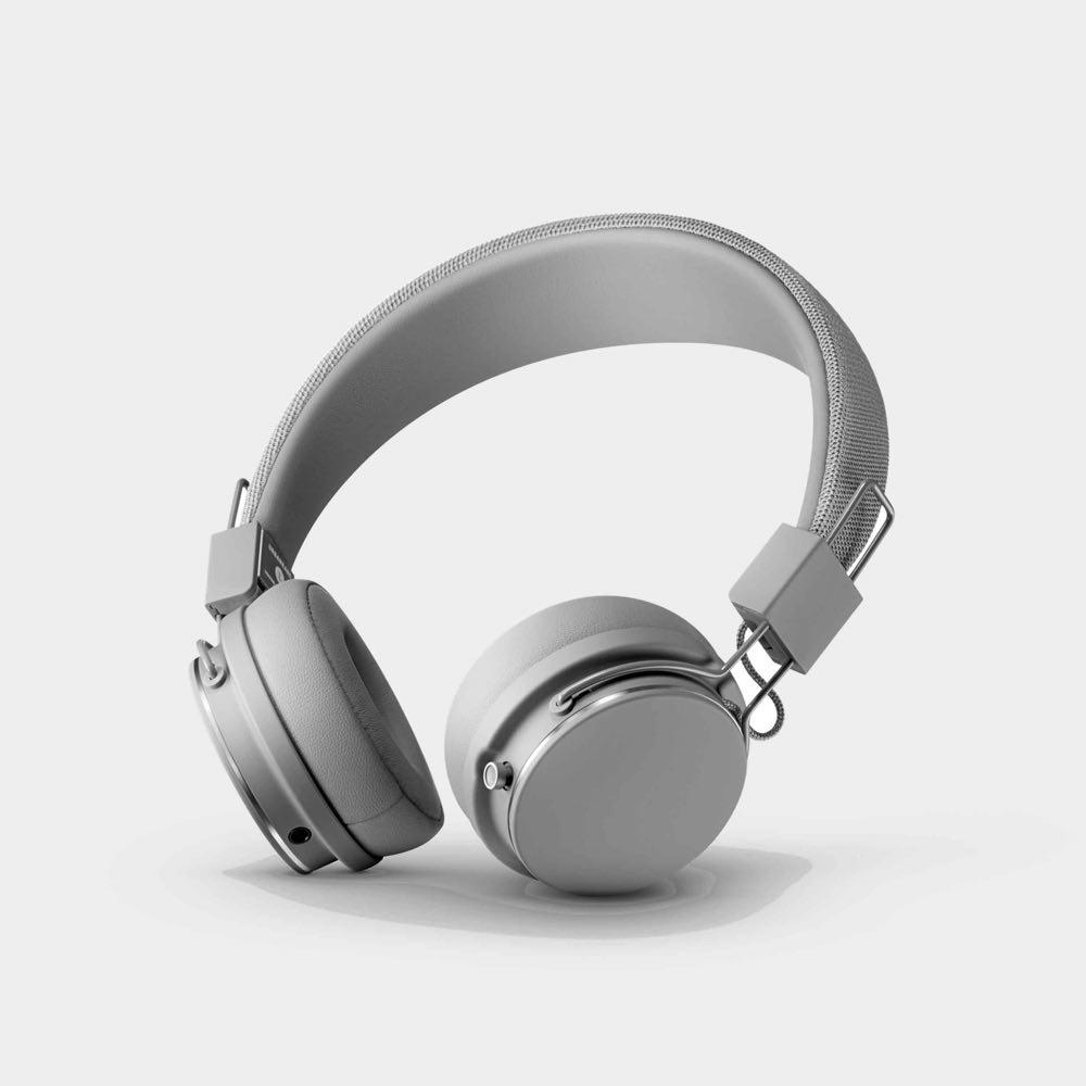 Plattan Bluetooth Grey