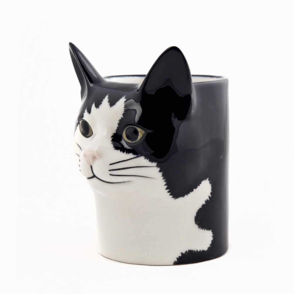 Cat Pencil Pot