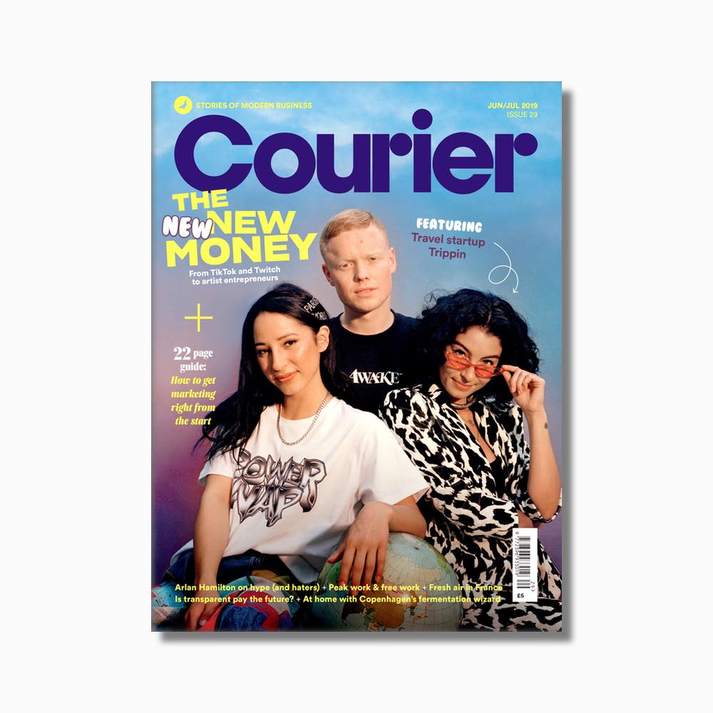 Courier Magazine – Issue 29