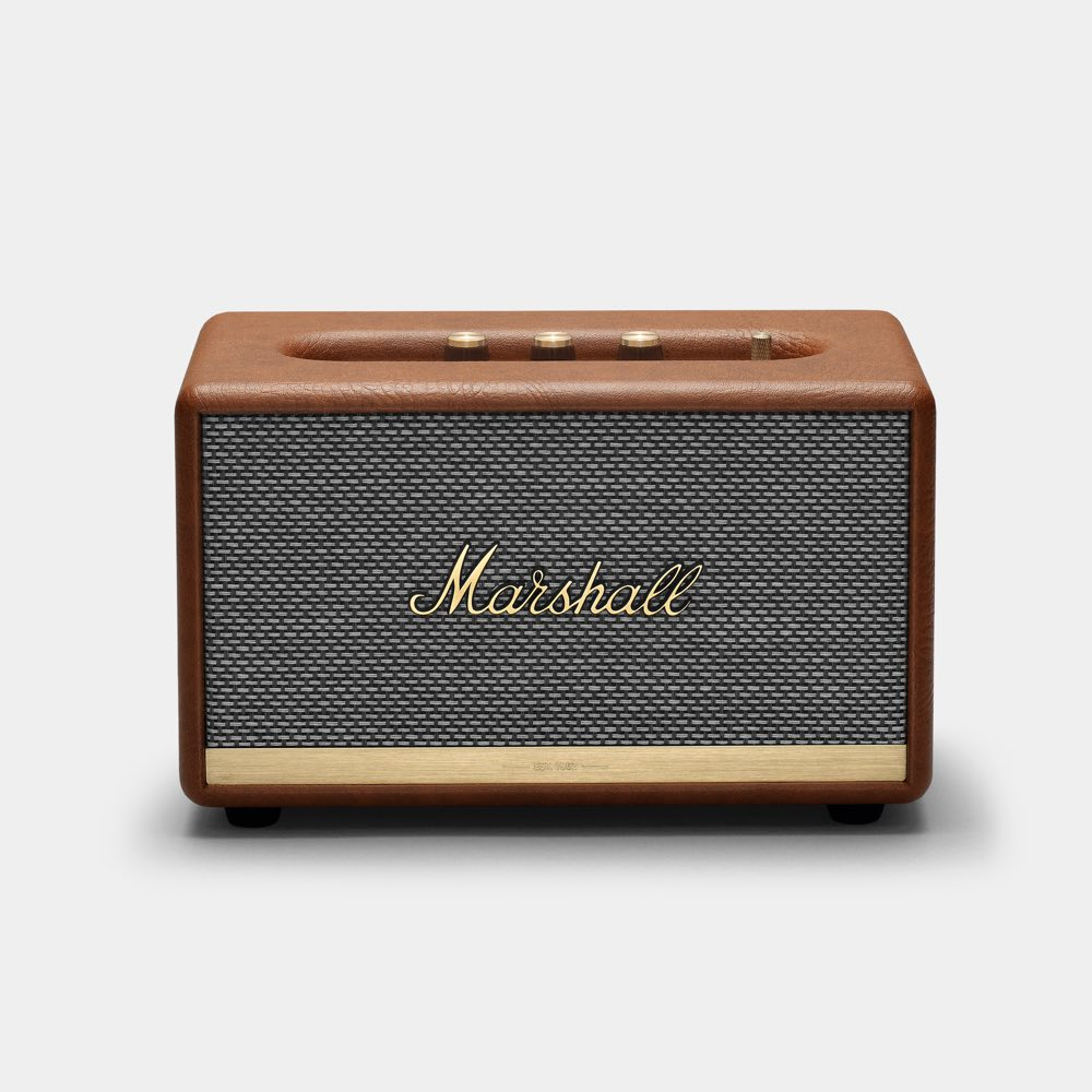Acton II Bluetooth speaker brown