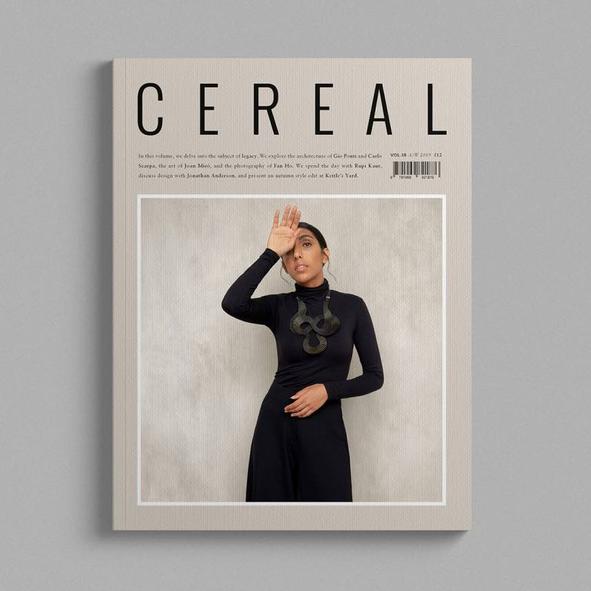 Cereal Vol. 18