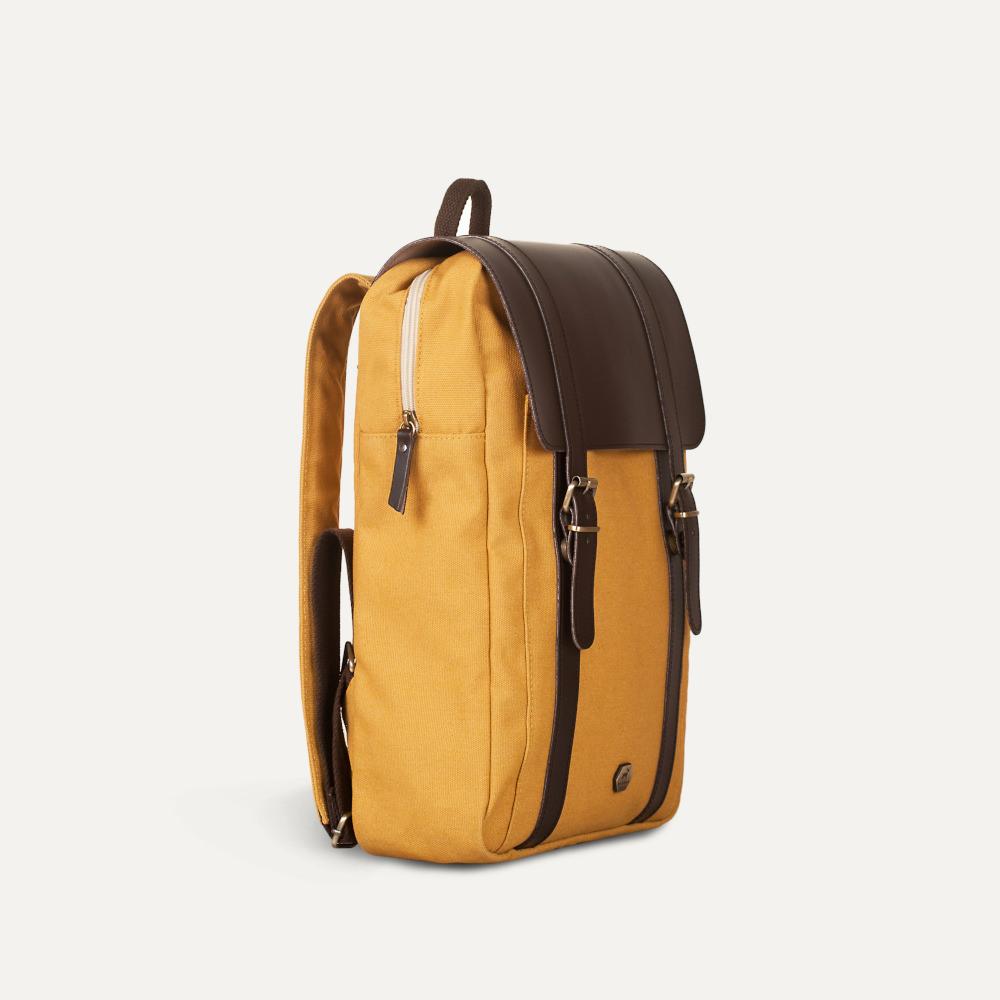 Handkeen Backpack Mustard