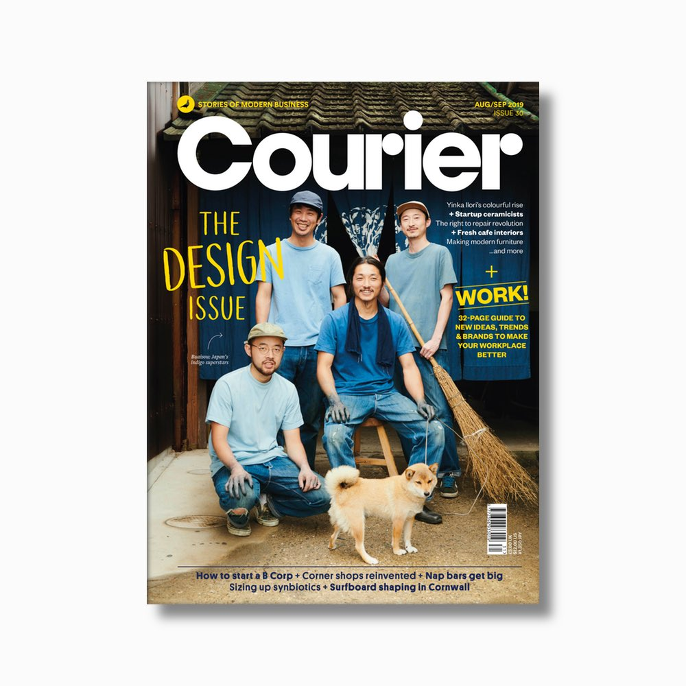 Courier Magazine – Issue 30
