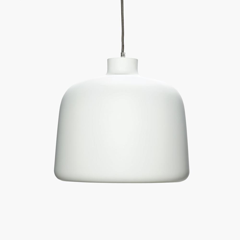 Pendant Lamp White Copper